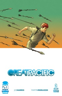 Great Pacific #2 (2nd Printing Variant Cover)