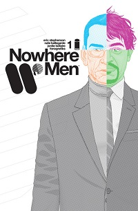 Nowhere Men #1 (3rd Printing Variant Cover)