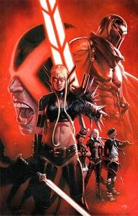 Uncanny X-Men #1 (Gabrielle Dell'Otto Variant Cover)