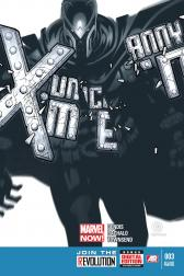 Uncanny X-Men #3 (Chris Bachalo 2nd Printing Variant Cover)