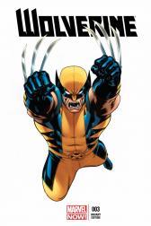 Wolverine #3 (Ed McGuinness Variant Cover)