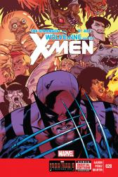 Wolverine And The X-Men #28 (Ramon Perez Regular Cover)