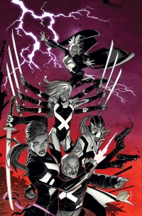 Uncanny X-Force #1 (Ron Garney Variant Cover)