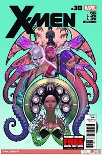 X-Men #30 (Jorge Molina Regular Cover)