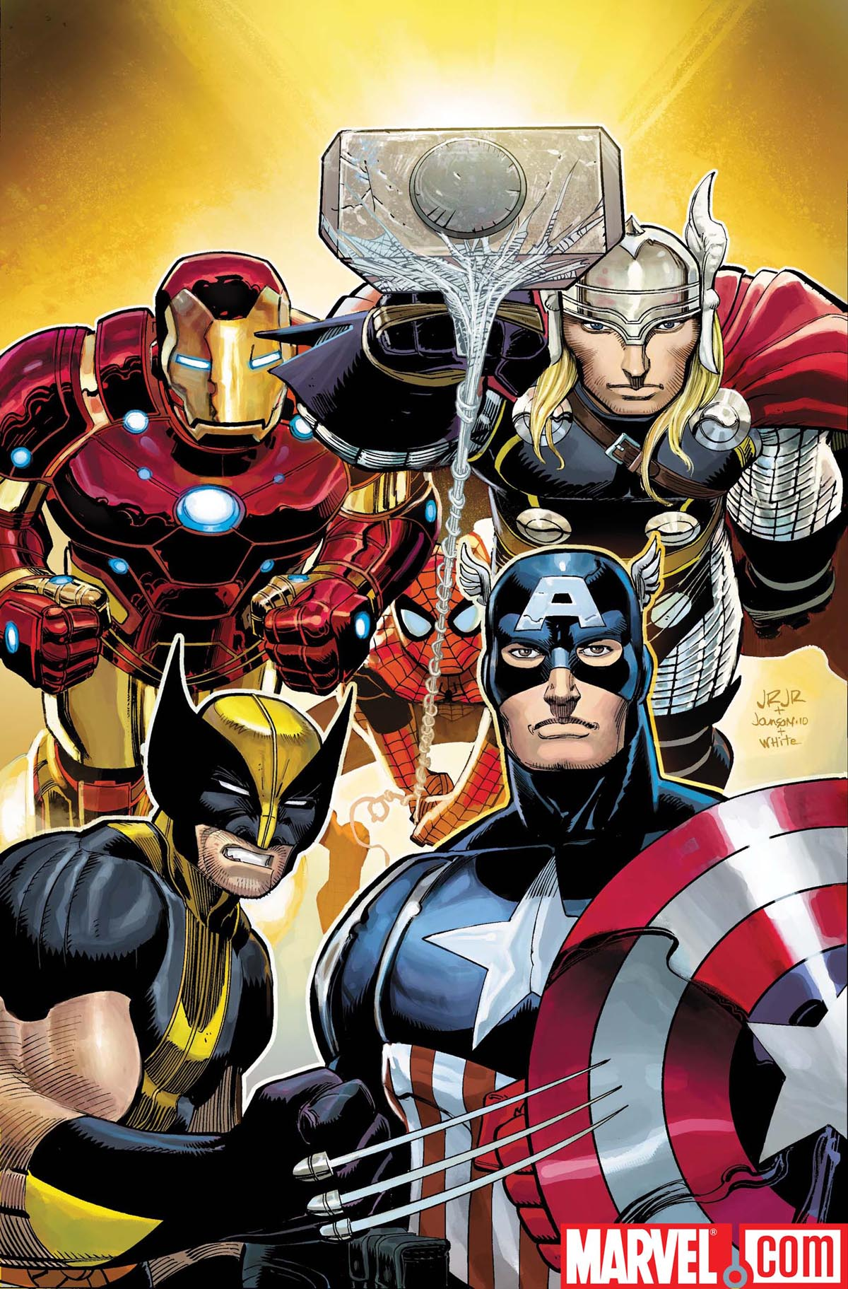 The Avengers: Celebrate The Inaugural AVENGERS DAY At Your Local Retailer