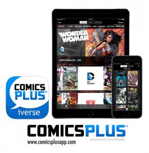 iVerse Media launches ComicsPLUS 8.0 update
