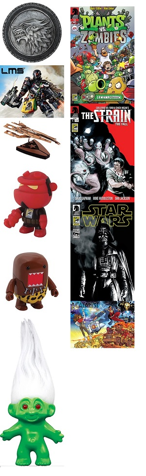 Dark Horse announces SDCC 2013 exclusives