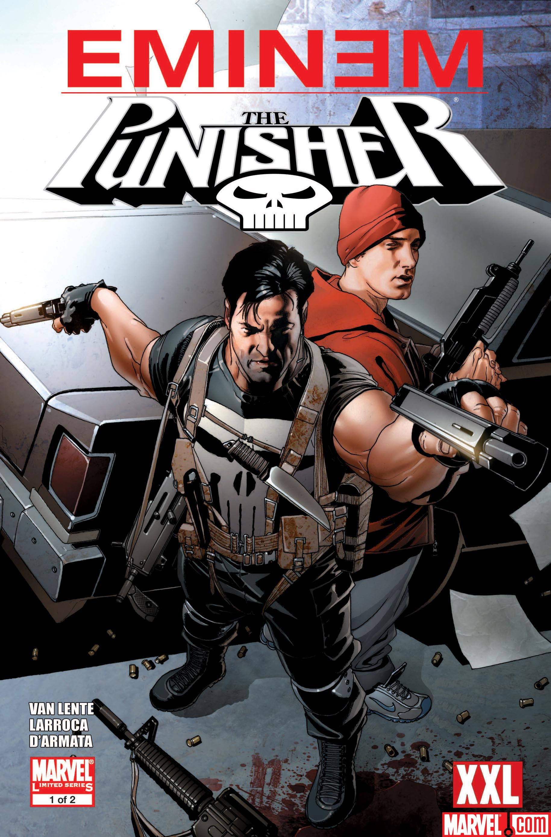 marvel presents special punisher story in collaboration