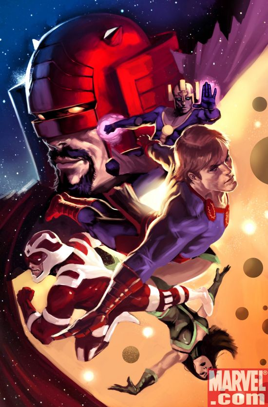 Book Cover Pictures S : Marko djurdjevic joins the eternals