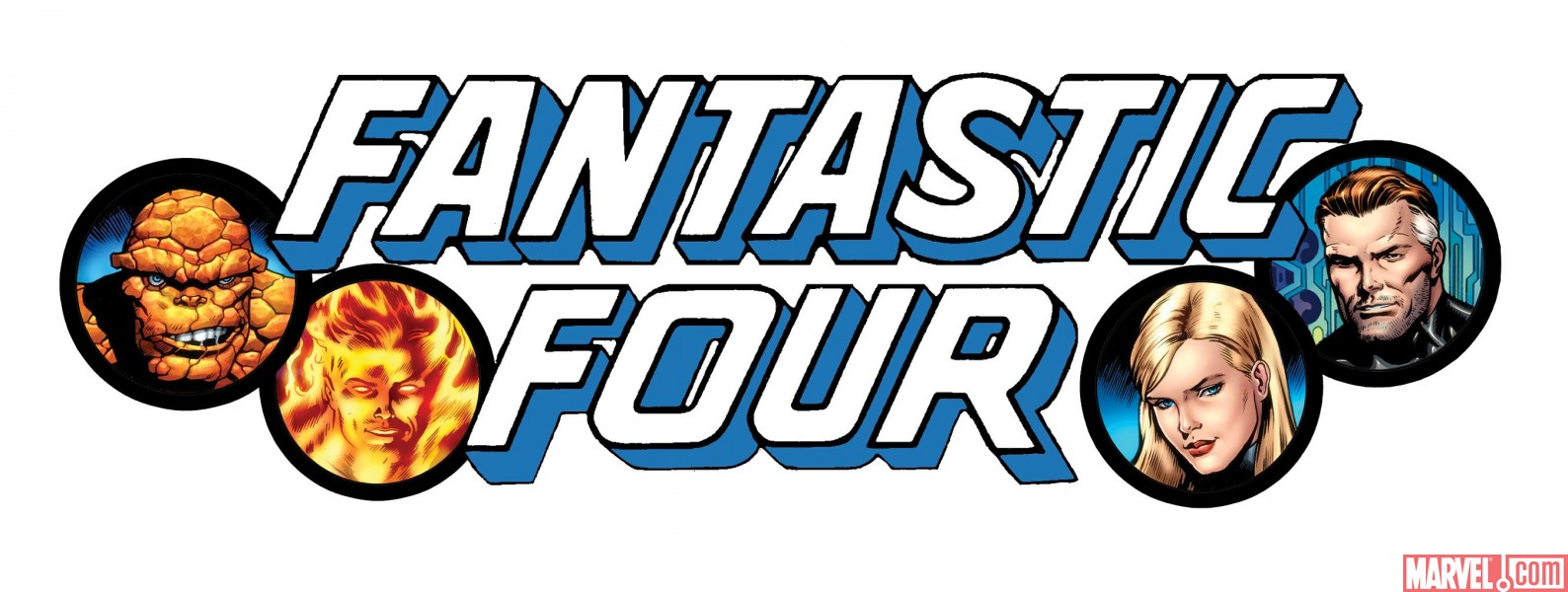 Presenting The New Fantastic Four Logo - ComicList