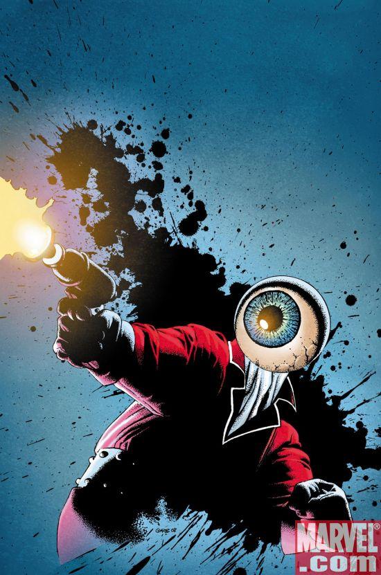 villains | LaserCola |Ghost Rider Bad Guy Look