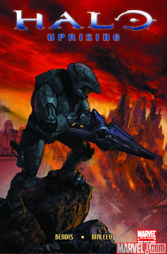 exploring the important events bridging the blockbuster Halo 2 and Halo