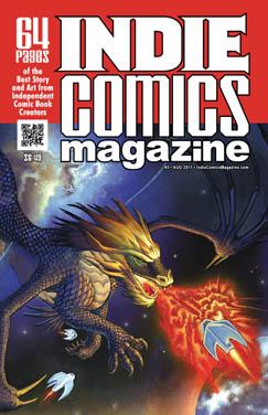INDIE COMICS MAGAZINE #3