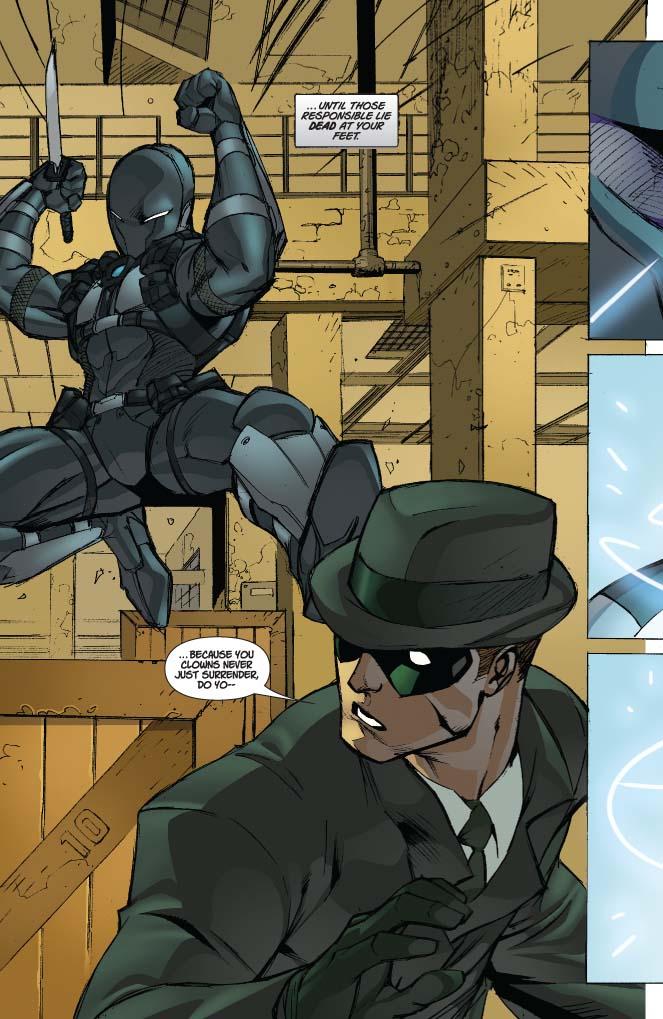 Green Hornet Free Comic Book Day Sampler