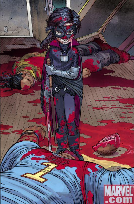 KICK-ASS ( Adaptaion comic book mark millar ) KickAss_03_SecondPrinting