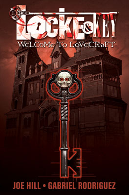 Locke And Key Volume 1 Welcome To Lovecraft HC (Special Edition)
