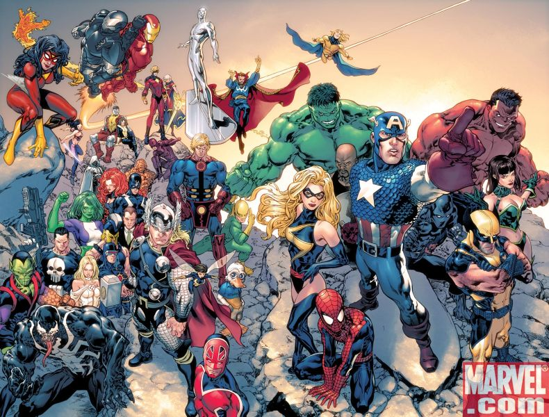 Marvel your universe is your must read guide to marvel