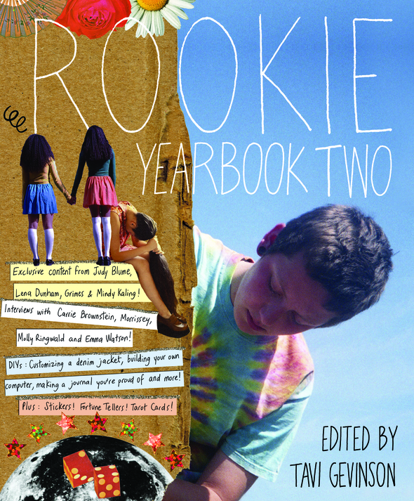 ROOKIE YEARBOOK TWO In Stores October 1st