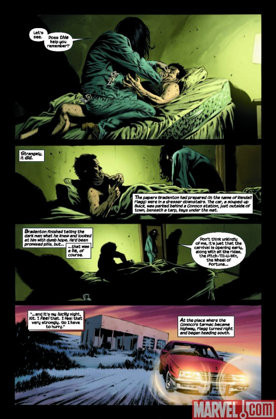 The Stand: American Nightmares #2 Preview