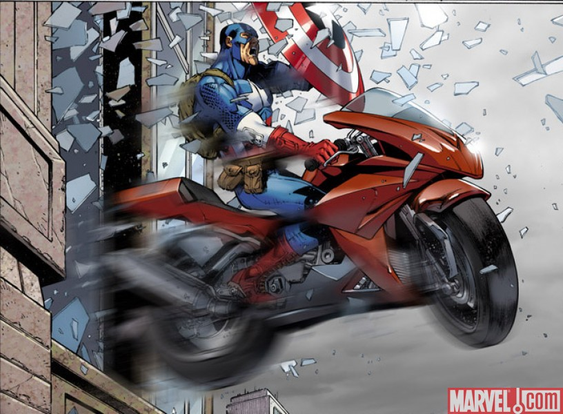 ultimate avengers assemble for a sell out and second printing
