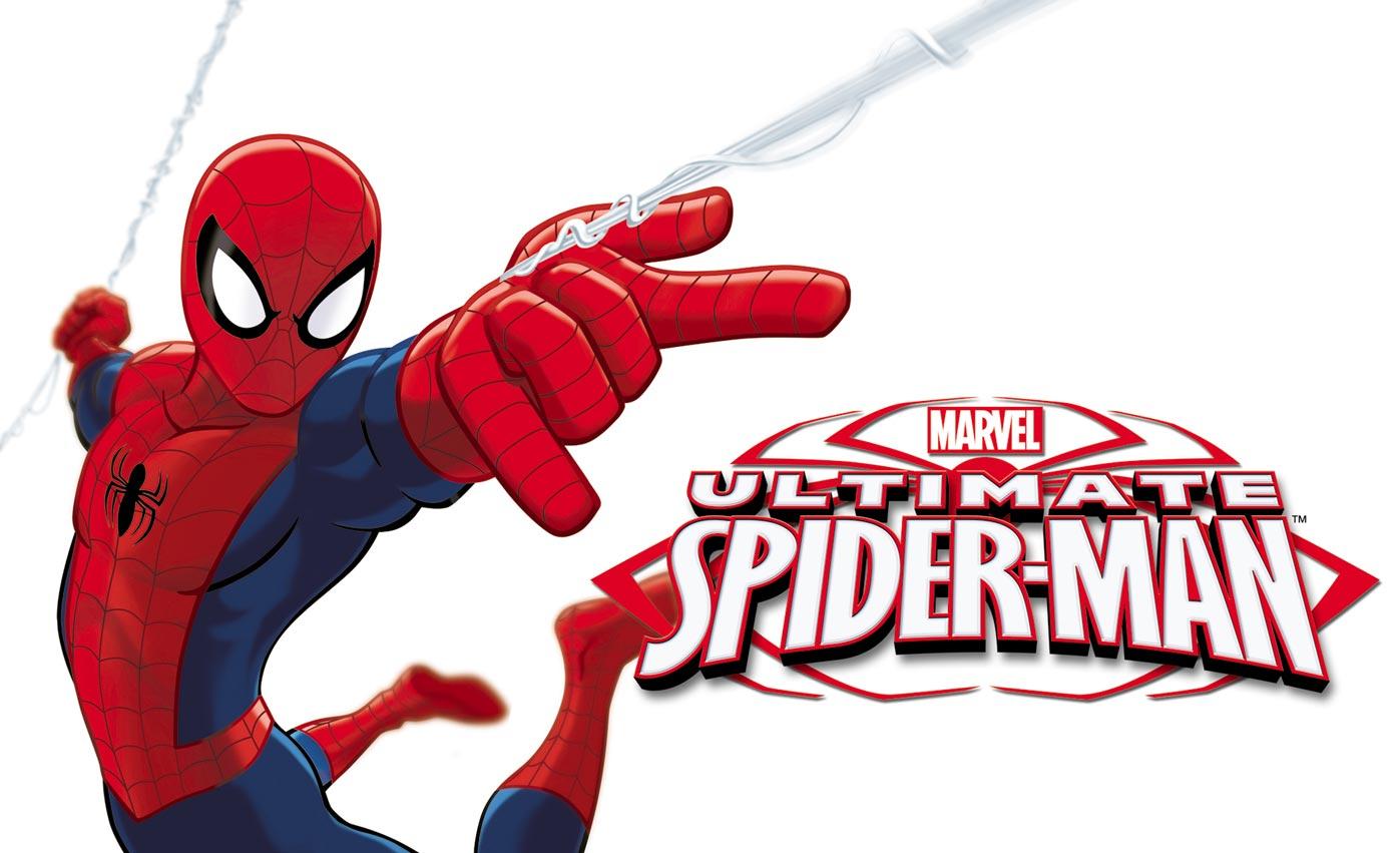 Spiderman cartoon standing - photo#12