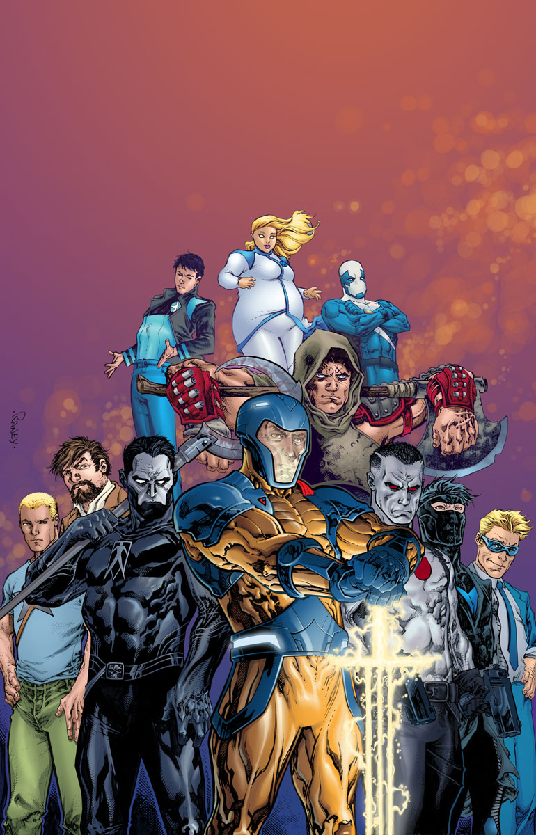 Valiant Entertainment forms partnership with Catalyst Game Labs