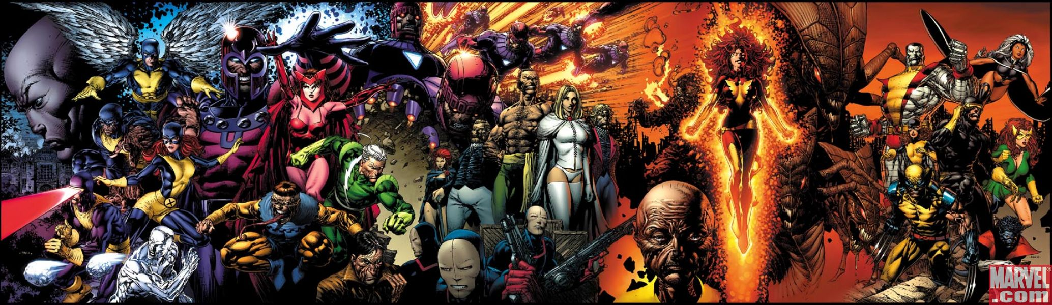 David Finch Brings the X-Men's Legacy To Life X Men Characters