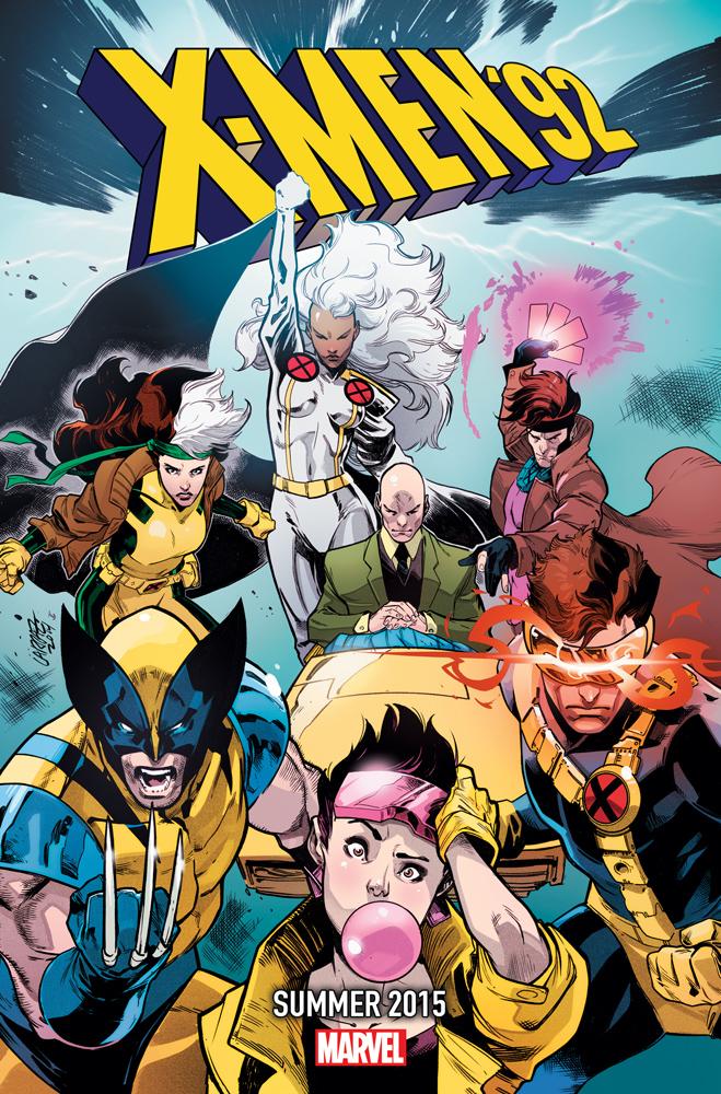 X-Men_ Party like it's X-MEN 1992