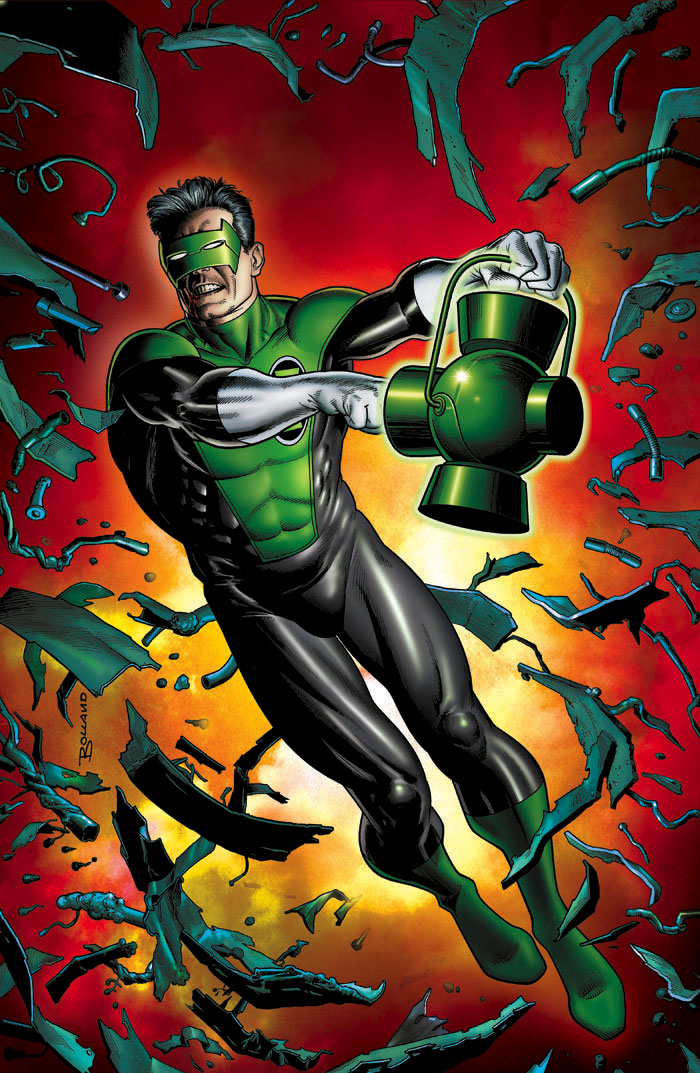 Green lantern corps comic cover - photo#17
