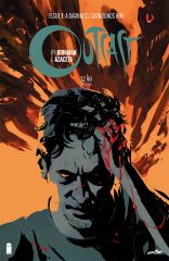 5th and final printing of OUTCAST BY KIRKMAN & AZACETA #1
