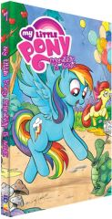 MY LITTLE PONY #1 gallops to a 2nd printing