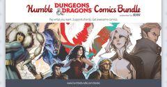Dungeons & Dragons Humble Comics Bundle