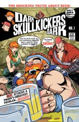 DARK SKULLKICKERS DARK #1