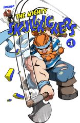 THE MIGHTY SKULLKICKERS #1