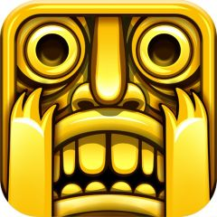 Temple Run Comic App