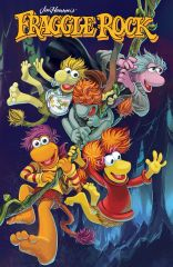 FRAGGLE ROCK: JOURNEY TO THE EVERSPRING #1