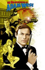 Misadventures of Adam West: The Man, The Myth, The Amulet