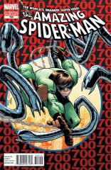 AMAZING SPIDER-MAN #700 SECOND PRINTING VARIANT
