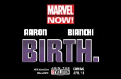 The Future of Marvel NOW! Is BIRTH.