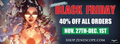Zenescope Entertainment Black Friday Sale 2013