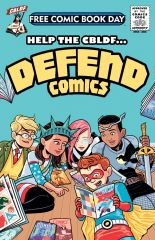 DEFEND COMICS