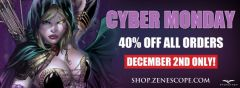 Zenescope Entertainment Cyber Monday Sale 2013