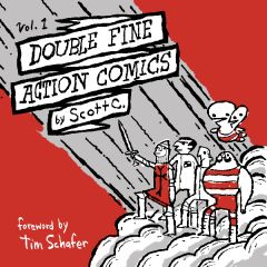 Oni Press announces new projects at SDCC 2012