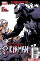 Dark Reign: The Sinister Spider-Man #1 Second Printing Variant