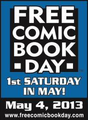 Free Comic Book Day 2013 Full Lineup announced