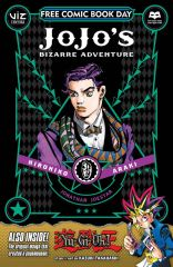 VIZ MEDIA SHONEN JUMP FREE COMIC BOOK DAY 2015 SAMPLER