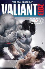 VALIANT 2013: HARBINGER WARS FCBD SPECIAL