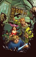 FANBOYS VS. ZOMBIES #1 earns a second printing