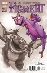 FIGMENT #2 SECOND PRINTING VARIANT