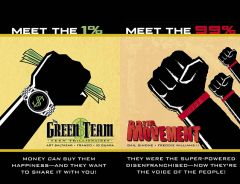 THE MOVEMENT and THE GREEN TEAM